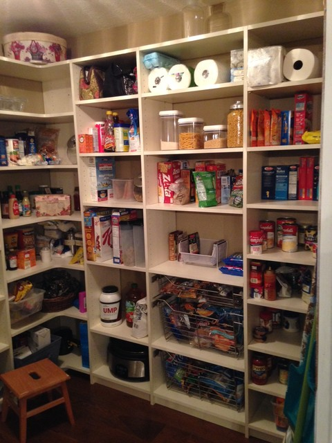 Pantry - Alliance, Ohio - Transitional - Kitchen - Other - by Tailored Living serving Akron/Canton