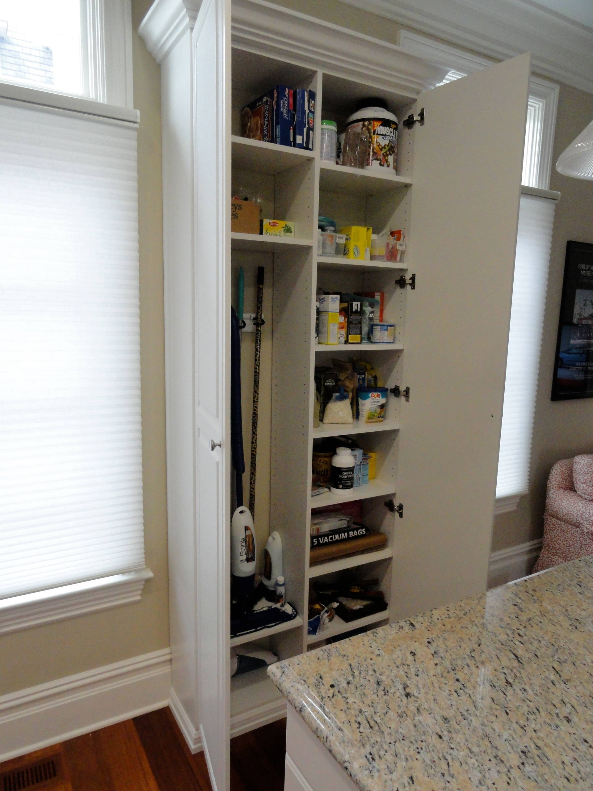 Pantry/Broom Closet