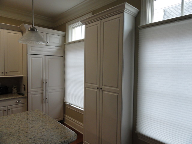 Pantry/Broom Closet - Traditional - Kitchen - New York ...
