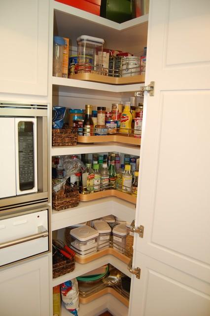 Kitchen Corner Storage Problem, Full Height Kitchen Corner Cupboards