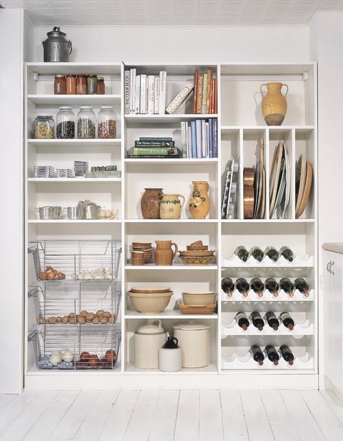 Come Organizzare Una Cucina Funzionale. Amazing Alcuni ...