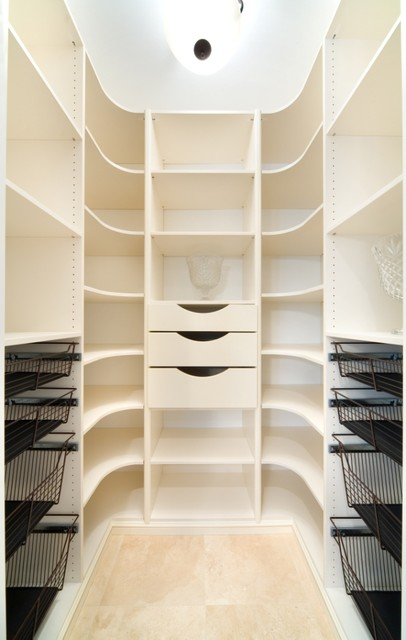 Pantry - Traditional - Kitchen - Chicago - by Closet ...