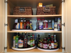 Do These 7 Things to Get an Organised Kitchen Store Cabinet