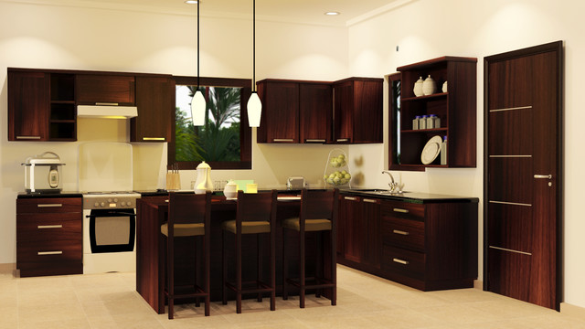 pantry designs Modern Kitchen by Golden Age Interior  : modern kitchen from www.houzz.com size 640 x 360 jpeg 60kB