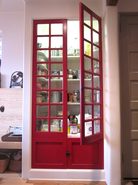 Pantry Doors - Modern - Kitchen - Louisville - by Rock Paper Hammer