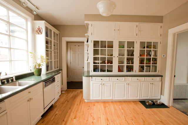 Mudroom Pantry Storage : Pantry mudroom traditional kitchen chicago by