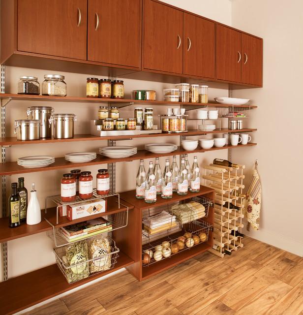 Pantry Closet Shelving Kitchen Pantry Storage Pantry: Pantry Shelving Organization