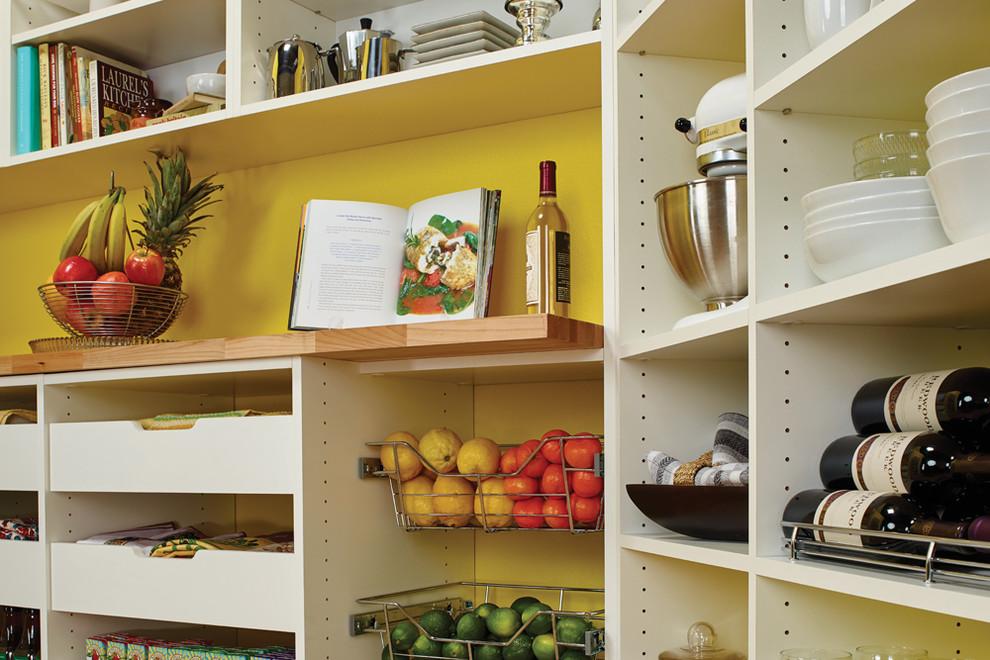 Pantry Storage - Contemporary - Kitchen - Philadelphia ...