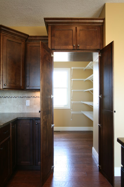 Pantry Traditional Kitchen Chicago By Village Home Stores
