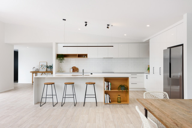 Papamoa Beach Road contemporary-kitchen