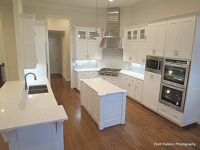 Parade Home Transitional Kitchen
