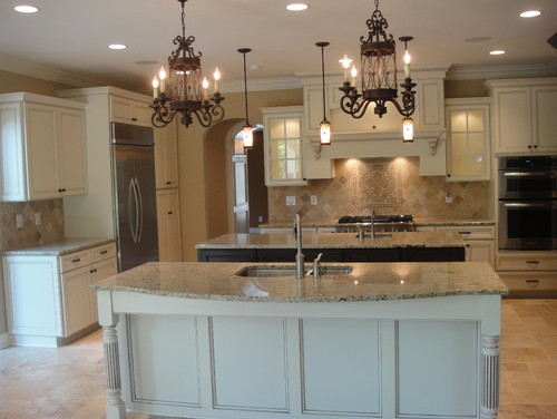 modern kitchen design by general contractor Otero Signature Homes