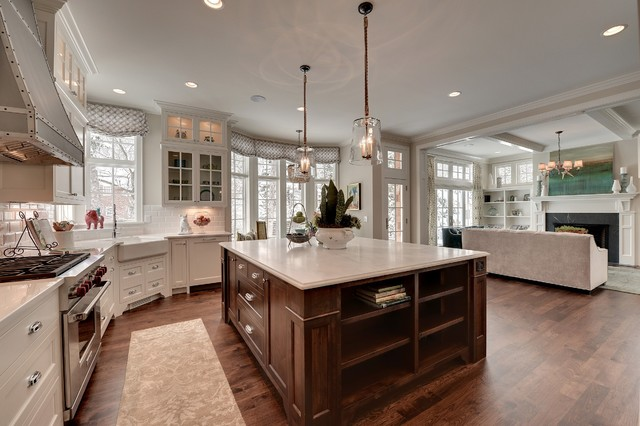 Parade of Homes Spring 2013 - Traditional - Kitchen - Minneapolis - by Great Neighborhood Homes