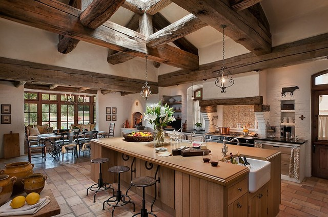 Paradise Valley Country Club Masterpiece Southwestern Kitchen