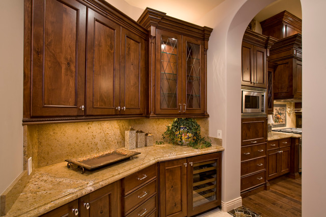 Paradise Valley Spec - Caballos traditional-kitchen