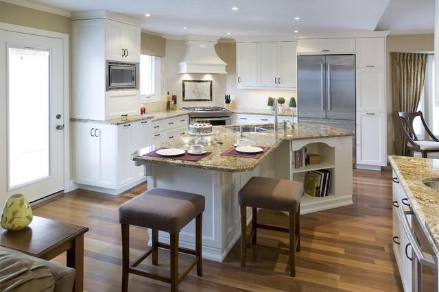 Paragon Kitchen transitional-kitchen