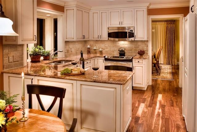 Paramount Granite Company Traditional Kitchen Minneapolis By Paramount Granite Company