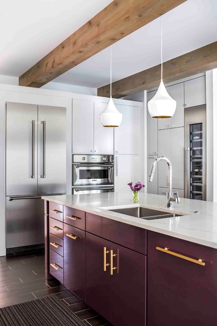 11 New Kitchen Cabinet Ideas You Ll See More Of This Year