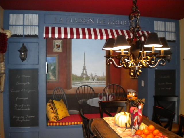 Paris Kitchen mediterranean-kitchen