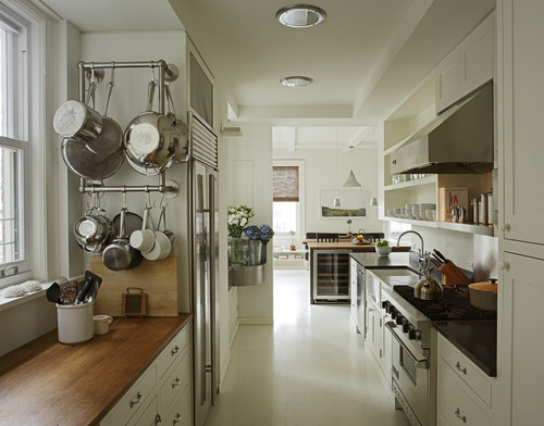 Use of Vertical Kitchen spaces
