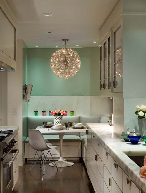 How To Make Space For A Chandelier In A Small Home