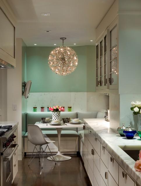 Park Avenue Modern classique-chic-cuisine