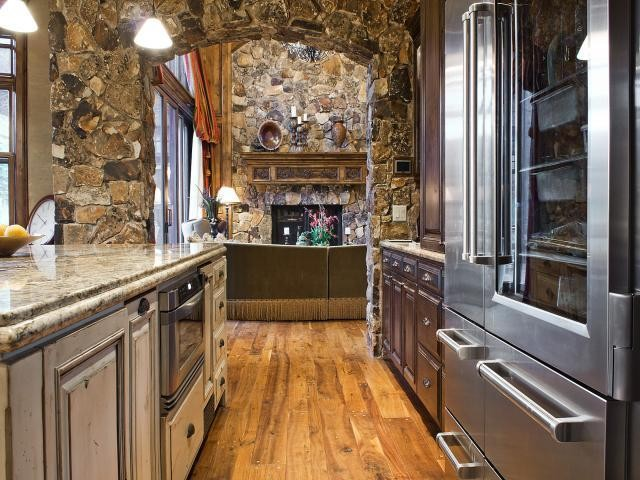 Park city quarry mountain home contemporary kitchen for Kitchen design utah
