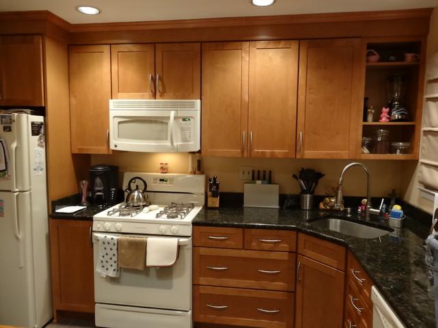 Park Drive, Mount Kisco - Contemporary - Kitchen - New ...