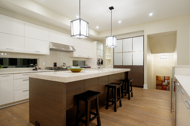 Park Haven Modern Kitchen Calgary By Superior Cabinets Jasmine Larre