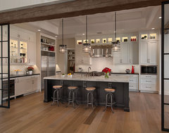 Park Place at Silverleaf traditional kitchen