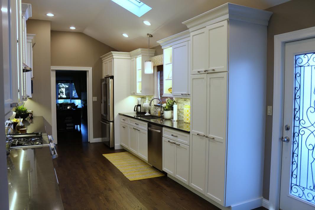 Park Ridge Residence Kitchen