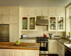 Park Slope Townhouse traditional kitchen