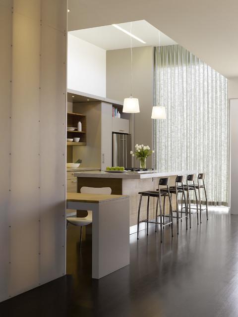 Park Street contemporary-kitchen
