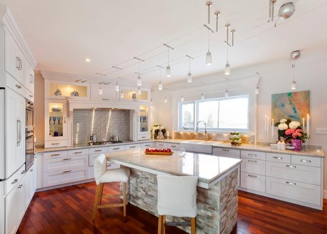 Parkallen House - Transitional - Kitchen - Edmonton - by ...