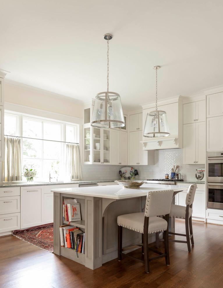 Kitchen photo in Dallas