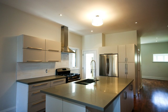 Parkdale contemporary-kitchen