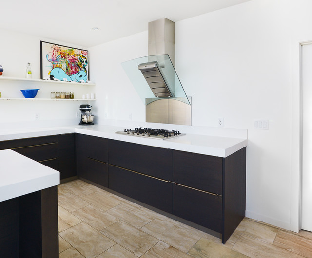 Parkdale Modern Kitchen Calgary By Rational Kitchens Calgary