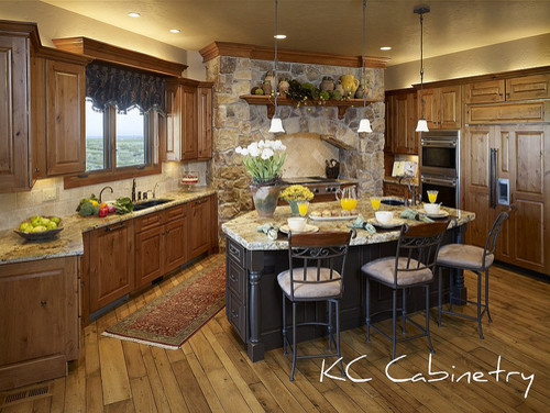 Parker CO traditional kitchen