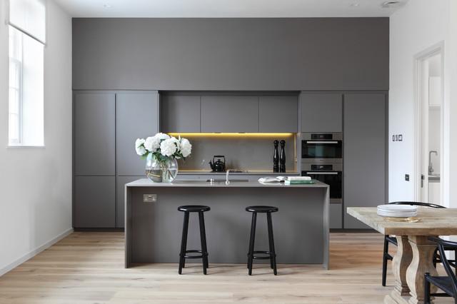 Parkgate House - Banda Property contemporaneo-cucina