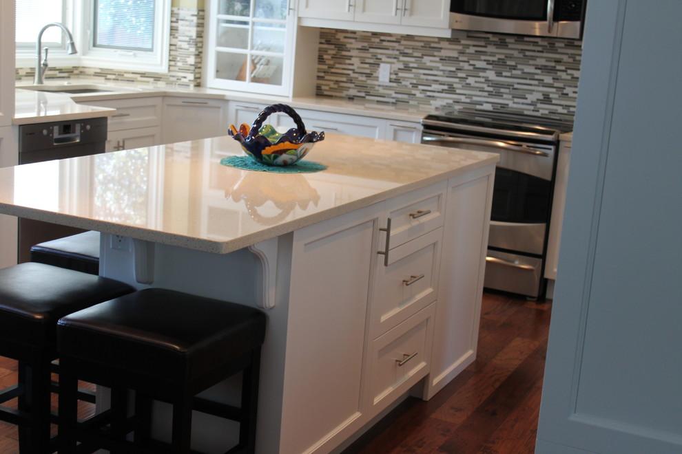 Parkland Kitchen Renovation