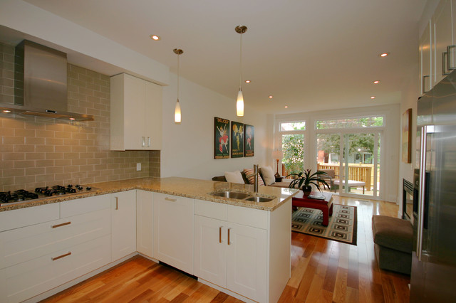 Parkmount Renovation contemporary-kitchen