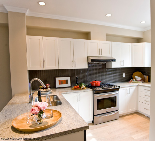 Parkside Estates contemporary-kitchen