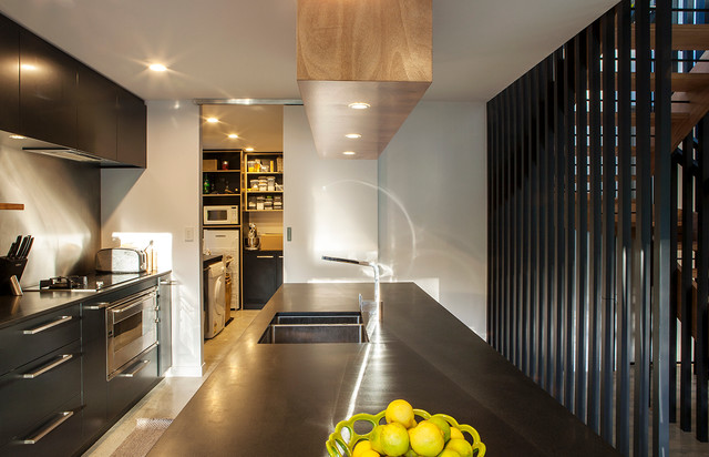 Parnell House Auckland Nz Modern Kitchen Auckland By Box Design Build