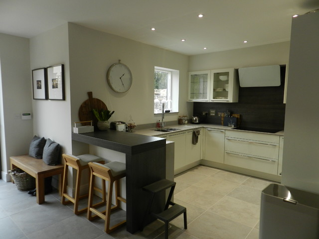 Parrys Lane Bristol Scandinavian Kitchen Other By Kd Designs Ltd