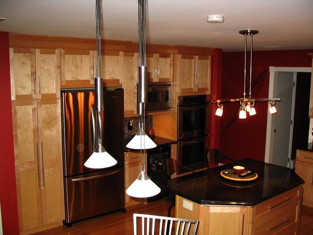Parsippany Kitchen Renovation traditional-kitchen