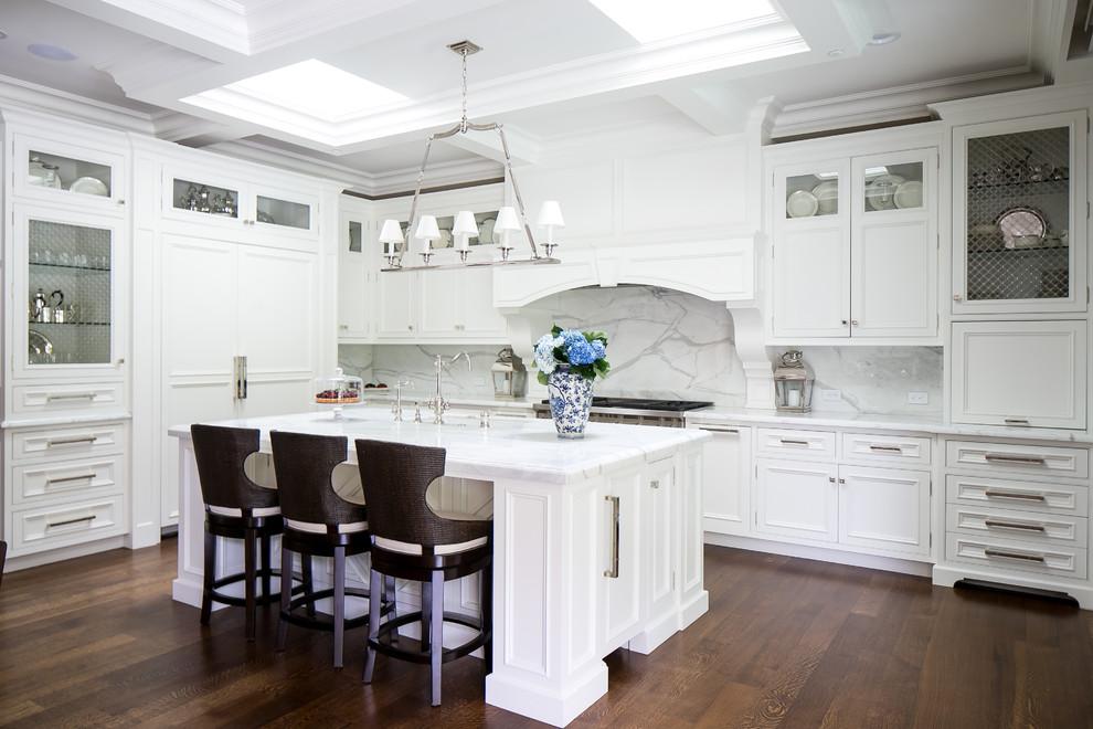 Pasadena Custom Home - Traditional - Kitchen - Los Angeles ...