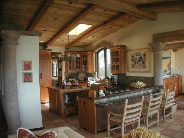Pasadena Drive traditional-kitchen