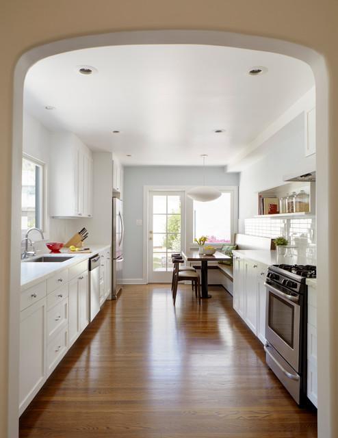 Pasadena traditional-kitchen