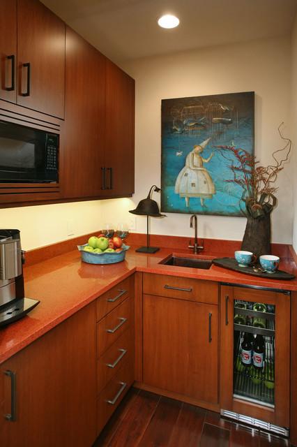 Pasadena Showcase 2012 modern-kitchen