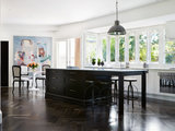 transitional kitchen Houzz Tour: Historic Home Combines Elegance and Comfort (13 photos)